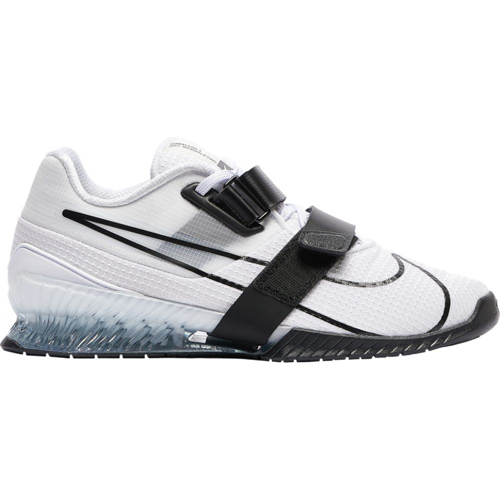 ナイキ Nike メンズ フィットネス・トレーニング シューズ・靴【Romaleos 4】White/Black/White