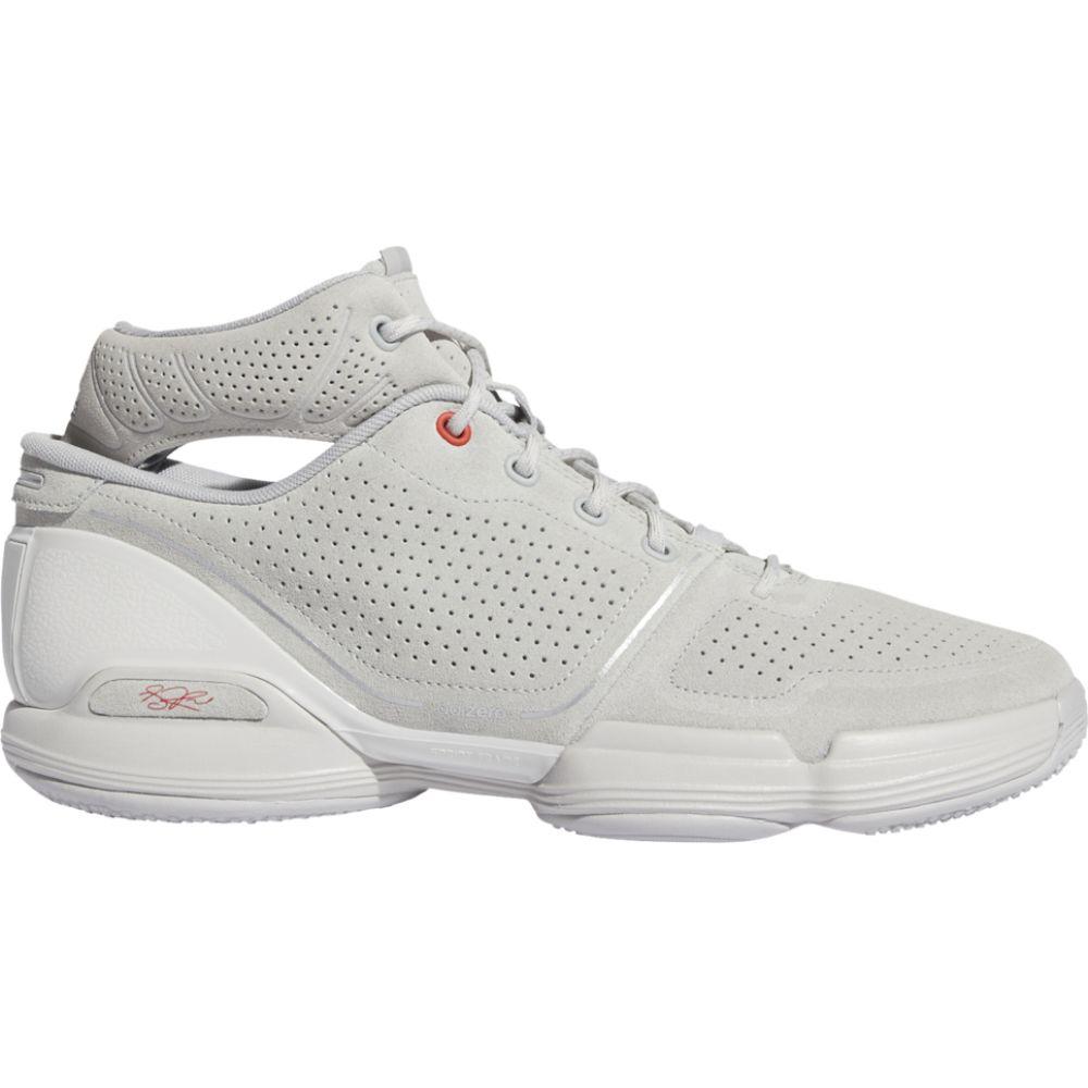 アディダス adidas メンズ バスケットボール シューズ・靴【Adizero Rose 1】Derrick Rose/Grey One/Grey Two/Crystal White