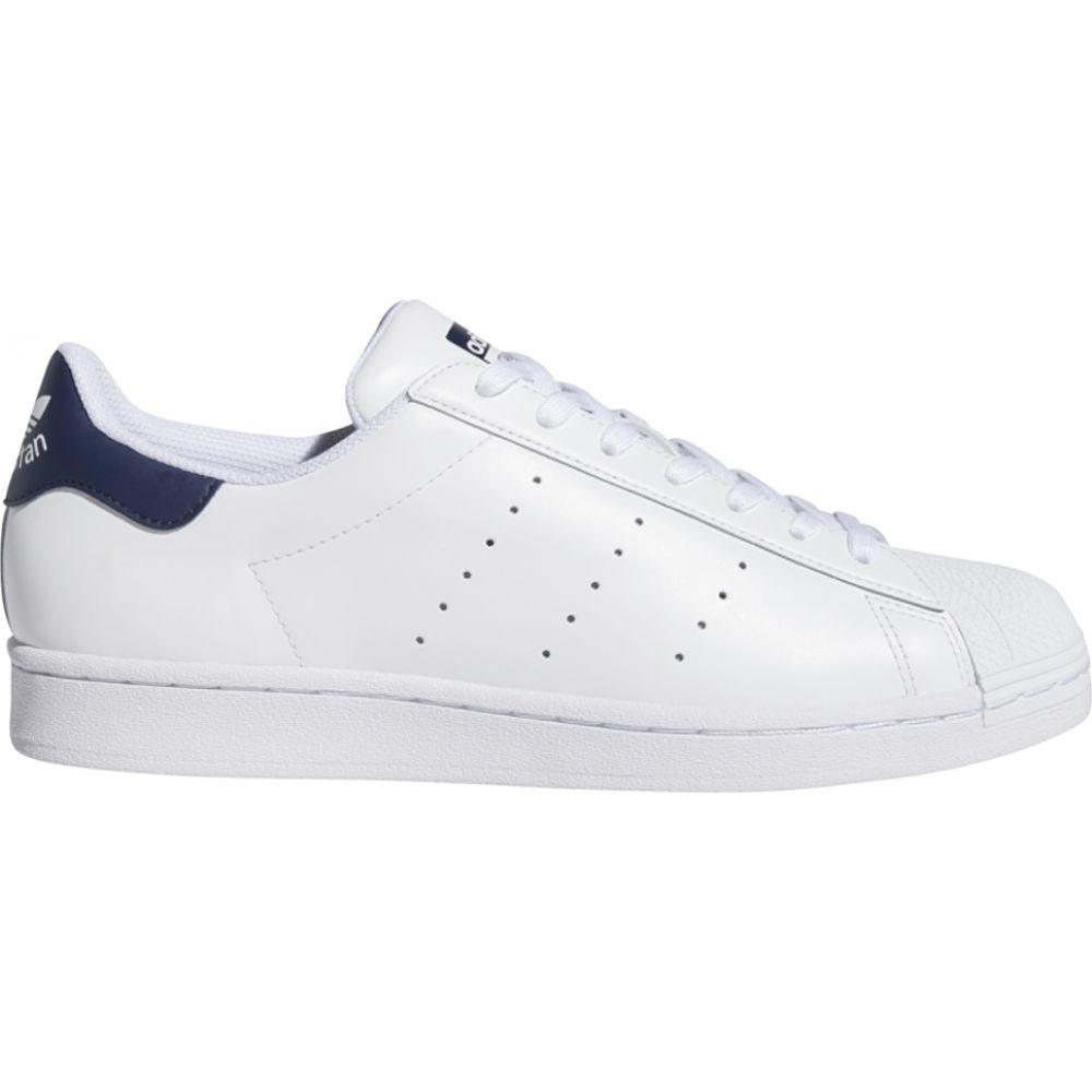 アディダス adidas Originals メンズ スニーカー シューズ・靴【Superstan】White/College Navy