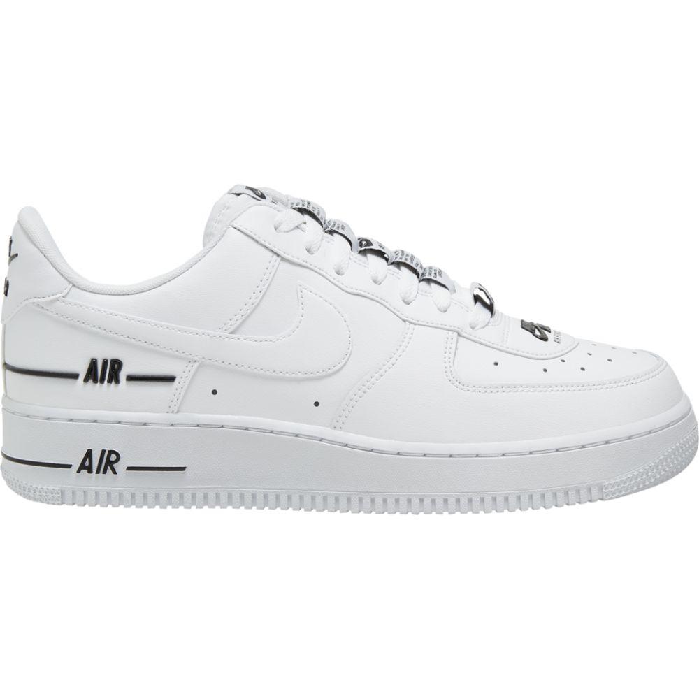 ナイキ Nike メンズ スニーカー エアフォースワン シューズ・靴【Air Force 1 LV8】White/White/Black
