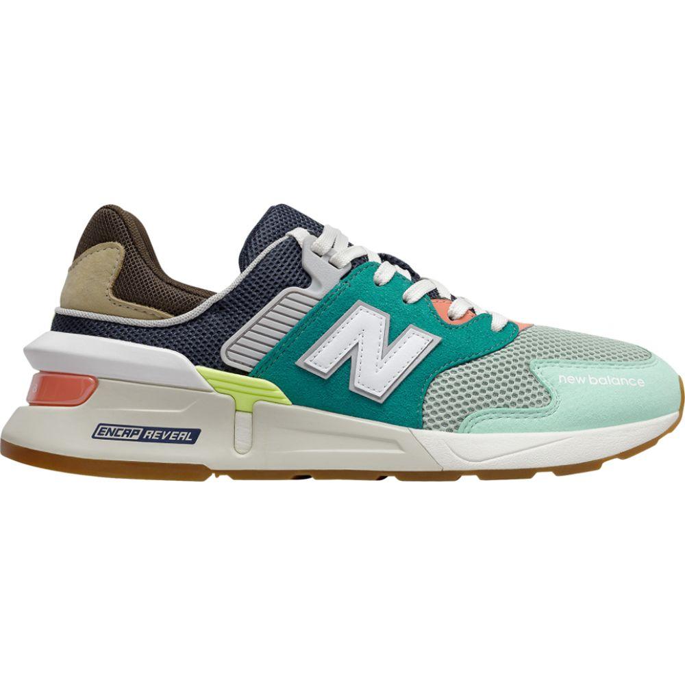ニューバランス New Balance メンズ スニーカー シューズ・靴【997 Sport】Teal/Green/Black/Gum