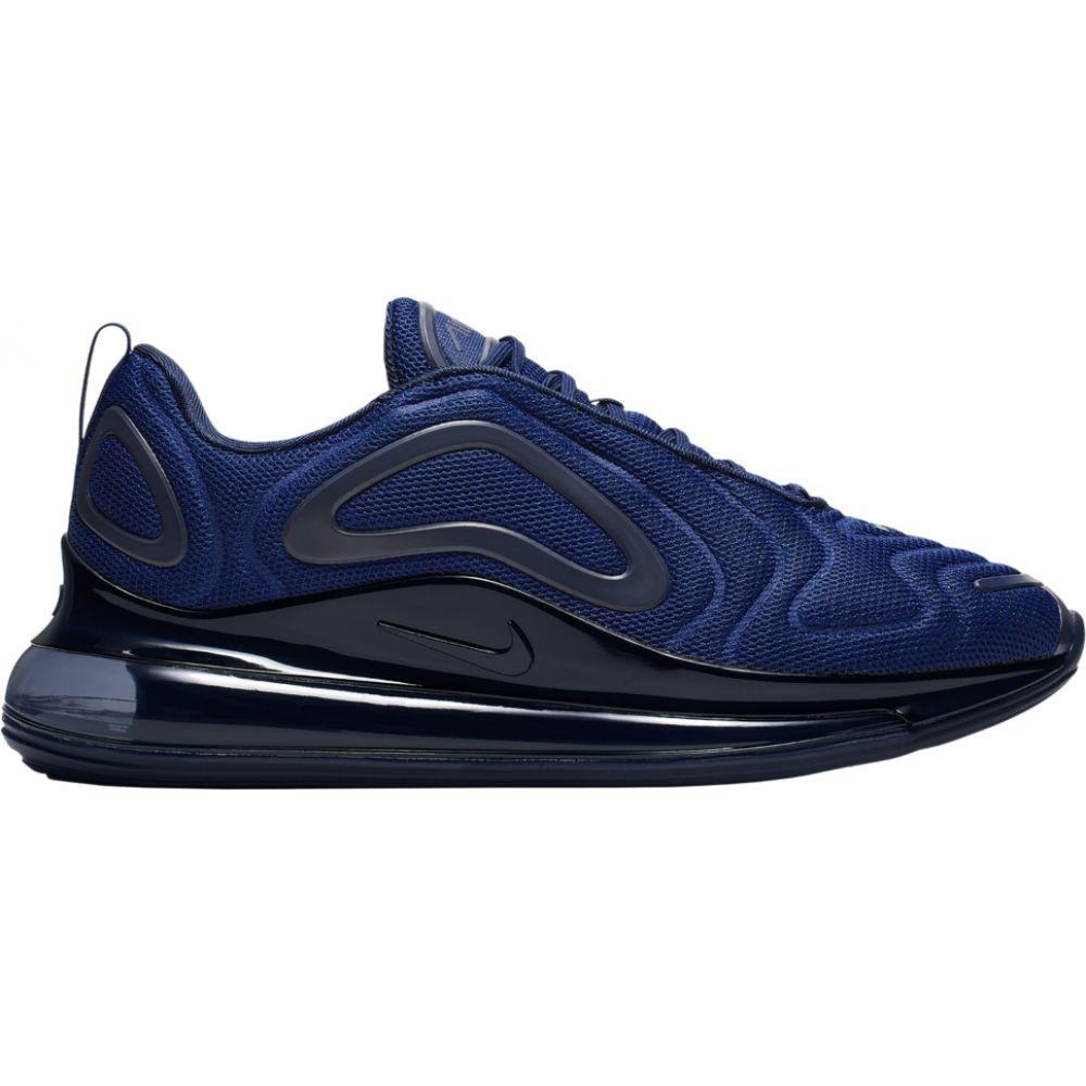 ナイキ Nike メンズ スニーカー シューズ・靴【Air Max 720】Deep Royal Blue/Blue Void/Chalk Blue
