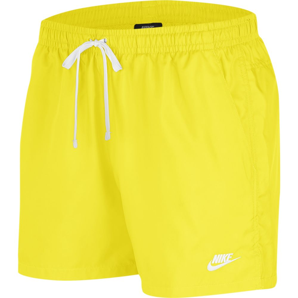 ナイキ Nike メンズ ショートパンツ ボトムス・パンツ【Club Essentials Woven Flow Shorts】Opti Yellow/White