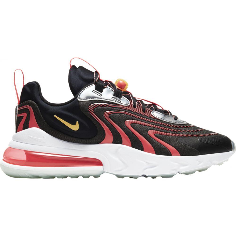 ナイキ Nike メンズ スニーカー エアマックス 270 シューズ・靴【Air Max 270 React Engineered】Black/Topaz Gold/Pistachio Frost