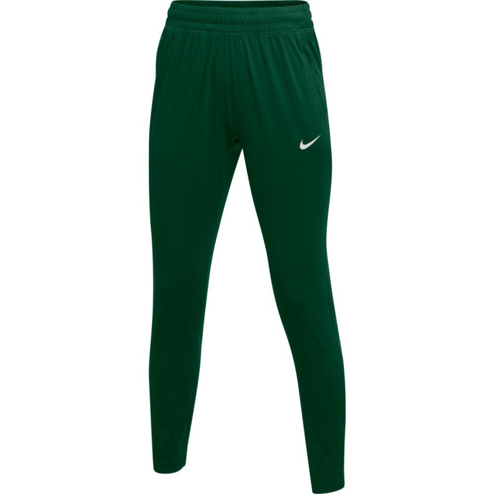 ナイキ Nike レディース フィットネス・トレーニング ボトムス・パンツ【team dry element pants】Dark Green/White