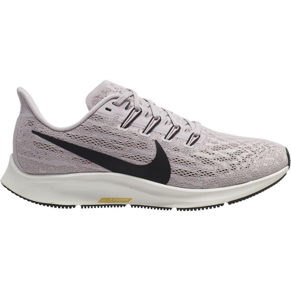 ナイキ Nike レディース ランニング・ウォーキング エアズーム シューズ・靴【air zoom pegasus 36】Platinum Violet/Black/Plum Chalk