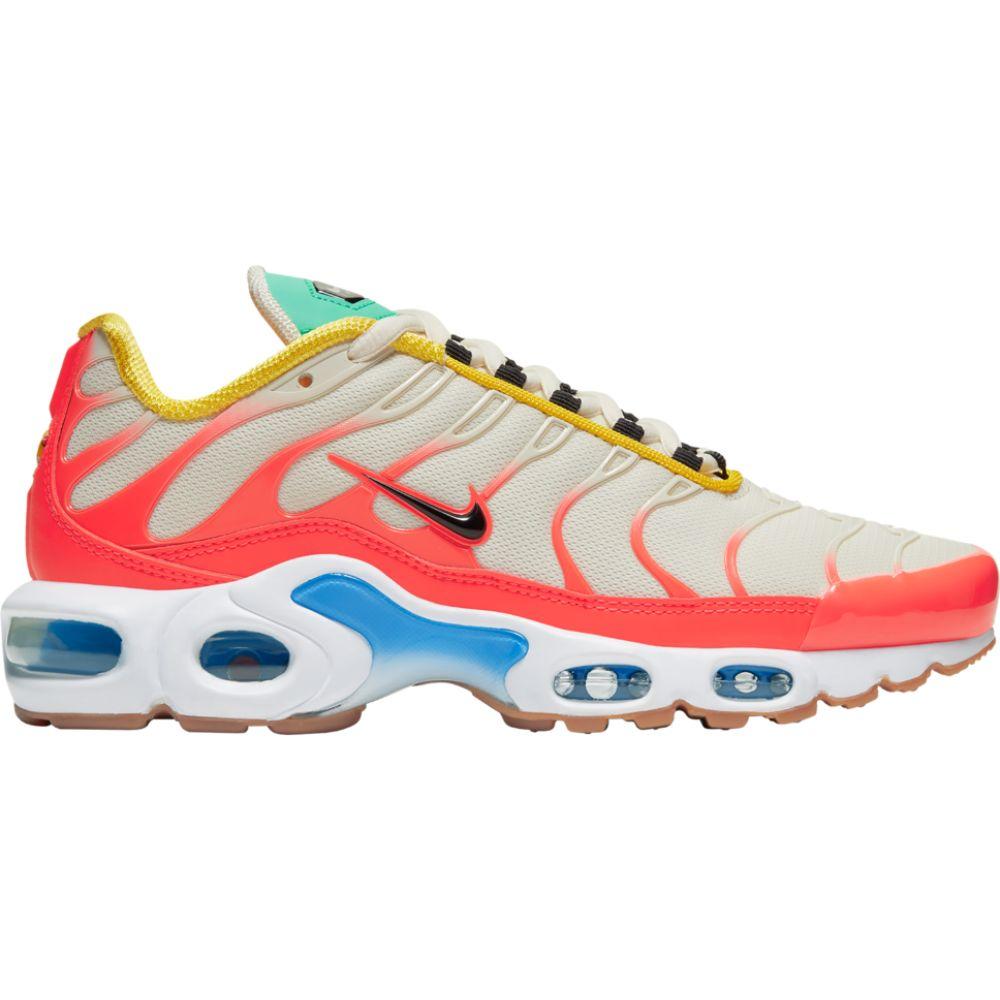 ナイキ Nike レディース ランニング・ウォーキング シューズ・靴【air max plus】Pale Ivory/Black/Bright Crimson Legend of Her