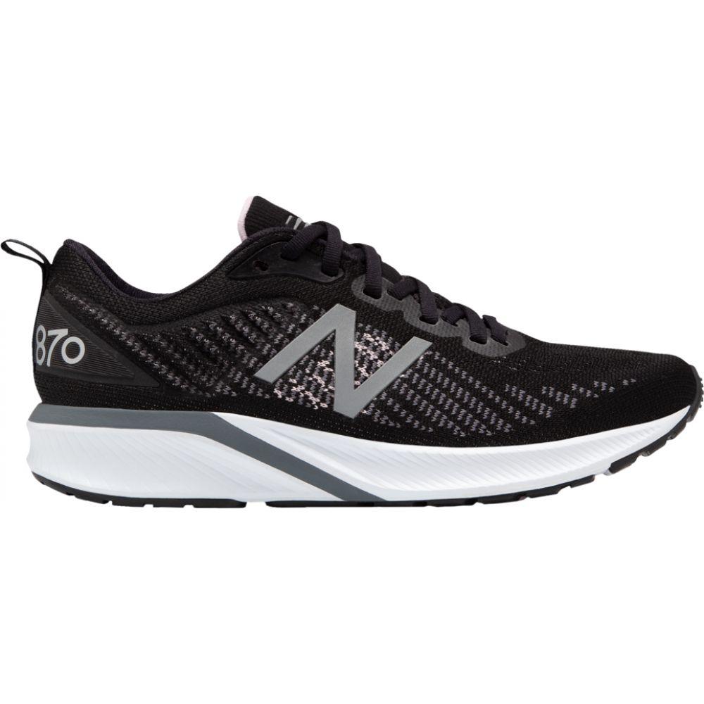 ニューバランス New Balance レディース ランニング・ウォーキング シューズ・靴【870 v5】Black/White/Oxygen Pink