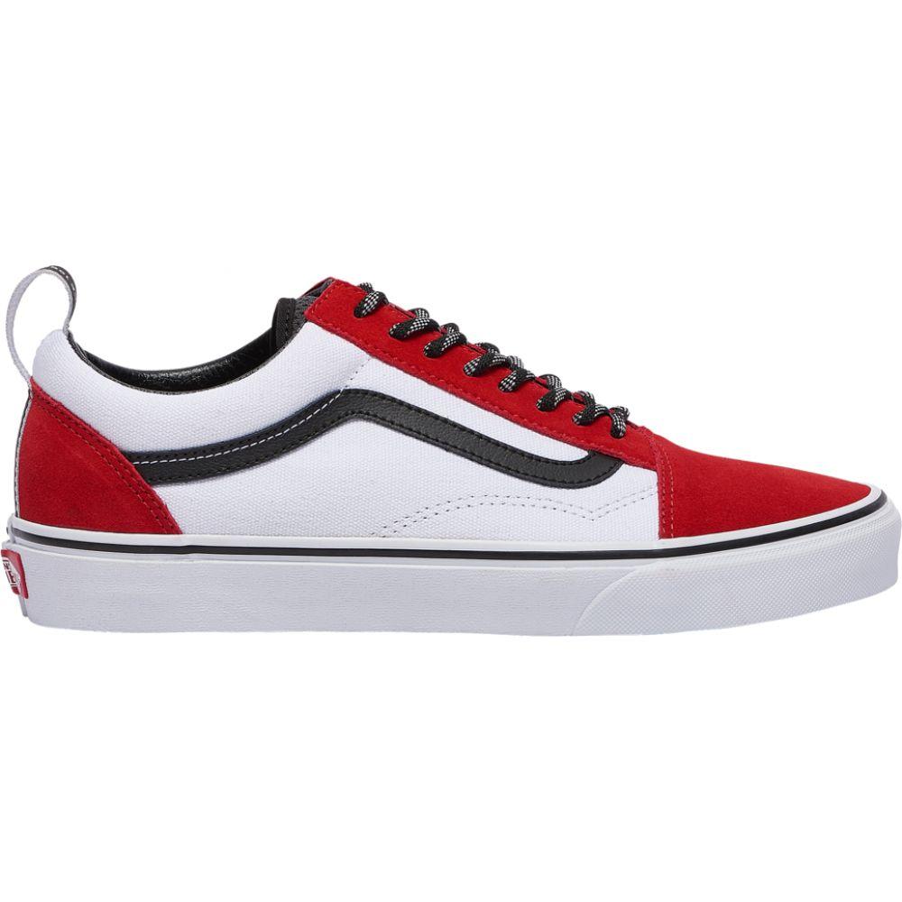 ヴァンズ Vans メンズ スケートボード シューズ・靴【old skool】Red/Black/True White