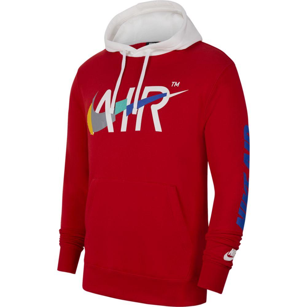ナイキ Nike メンズ パーカー トップス【game changer club pullover hoodie】University Red