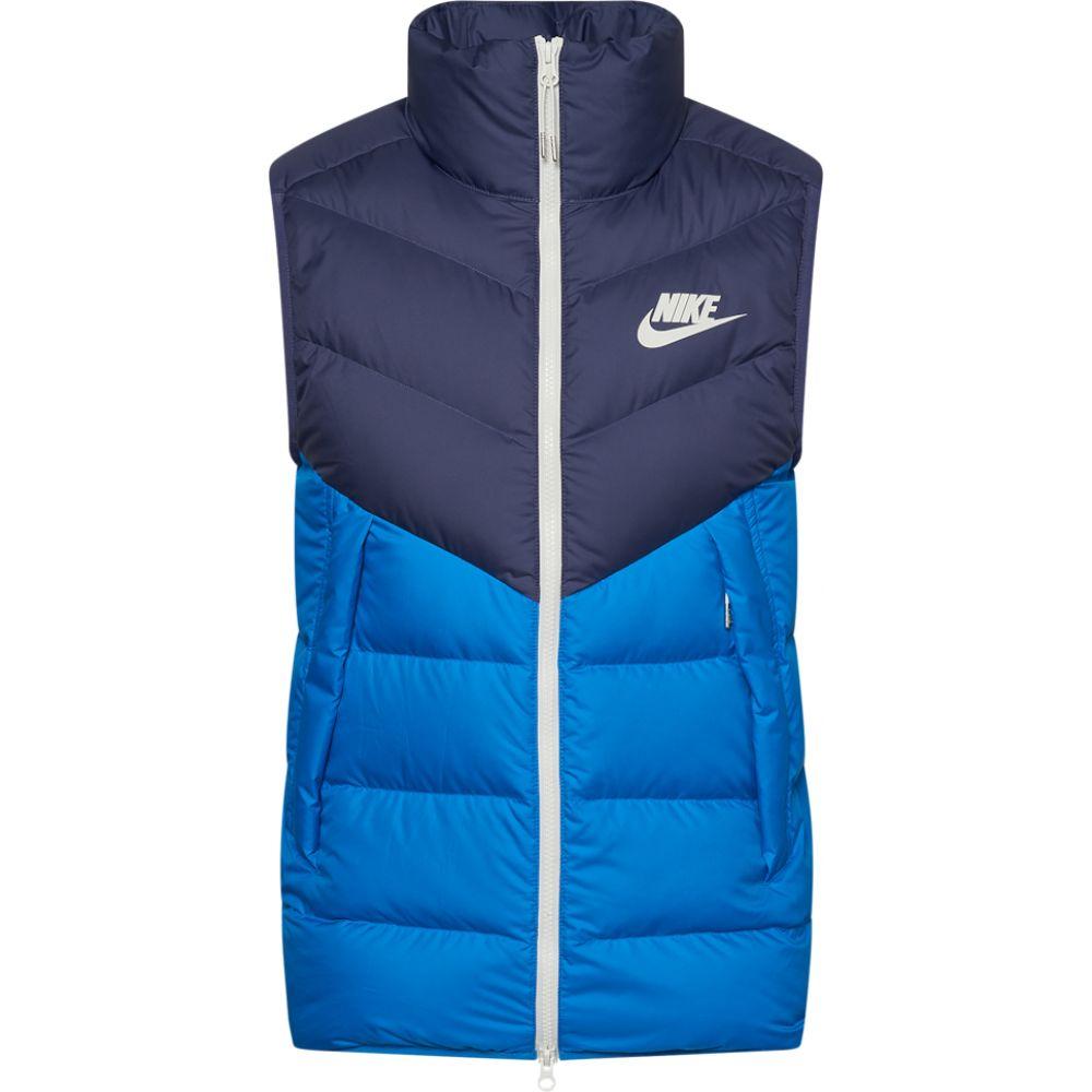 ナイキ Nike メンズ ベスト・ジレ ダウンベスト トップス【down fill windrunner vest】Sanded Purple/Light Photo Blue/Sail