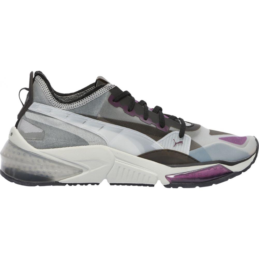 プーマ PUMA メンズ ランニング・ウォーキング シューズ・靴【lqdcell】Gray Violet/Black