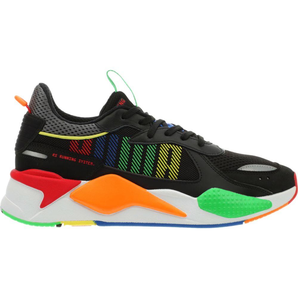 プーマ PUMA メンズ ランニング・ウォーキング シューズ・靴【rs-x】Black/Green/Orange