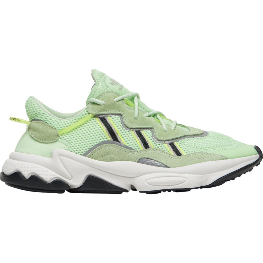 アディダス adidas Originals メンズ ランニング・ウォーキング シューズ・靴【ozweego】Glow Green/Black/Yellow