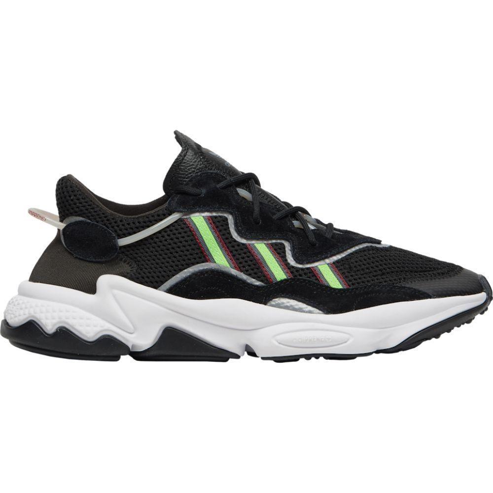 アディダス adidas Originals メンズ ランニング・ウォーキング シューズ・靴【ozweego】Black/Solar Green/Onix