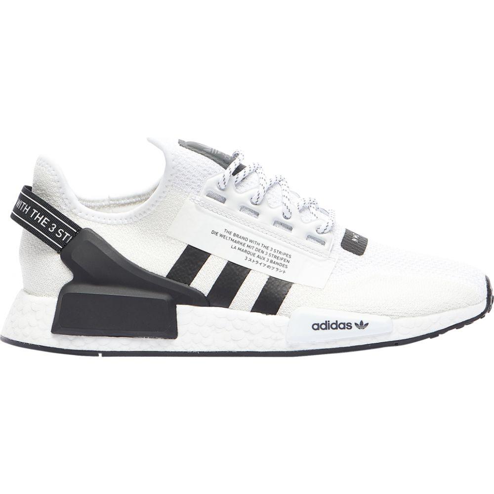 アディダス adidas Originals メンズ ランニング・ウォーキング シューズ・靴【nmd r1.v2】White/Black/White Goodbye Gravity