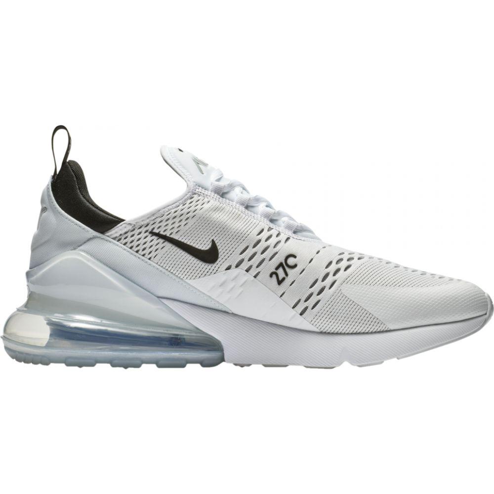 ナイキ Nike メンズ ランニング・ウォーキング シューズ・靴【air max 270】White/Black/White