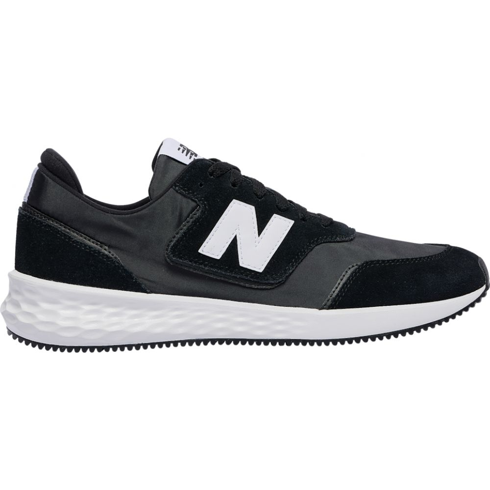 ニューバランス New Balance メンズ ランニング・ウォーキング シューズ・靴【x70】Black/White Munsell