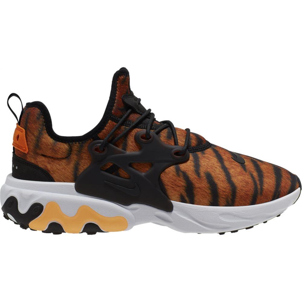ナイキ Nike メンズ ランニング・ウォーキング シューズ・靴【react presto】Magma Orange/Black/White Premium
