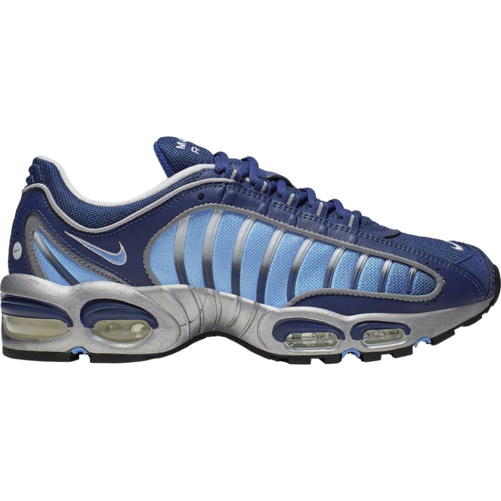ナイキ Nike メンズ ランニング・ウォーキング シューズ・靴【air max tailwind iv】Blue Void/University Blue/White/Black