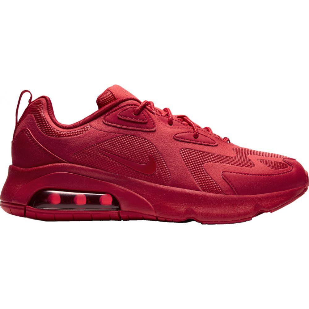ナイキ Nike メンズ ランニング・ウォーキング シューズ・靴【air max 200】University Red/University Red
