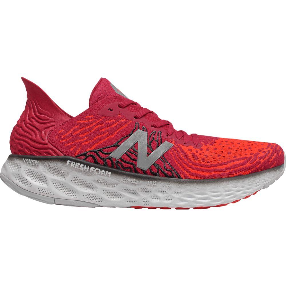 ニューバランス New Balance メンズ ランニング・ウォーキング シューズ・靴【fresh foam 1080 v10】Neo Crimson/Neo Flame