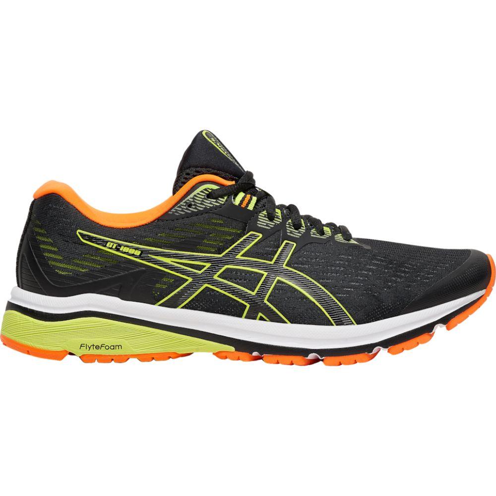 アシックス ASICS メンズ ランニング・ウォーキング シューズ・靴【gt-1000 8】Black/Safety Yellow