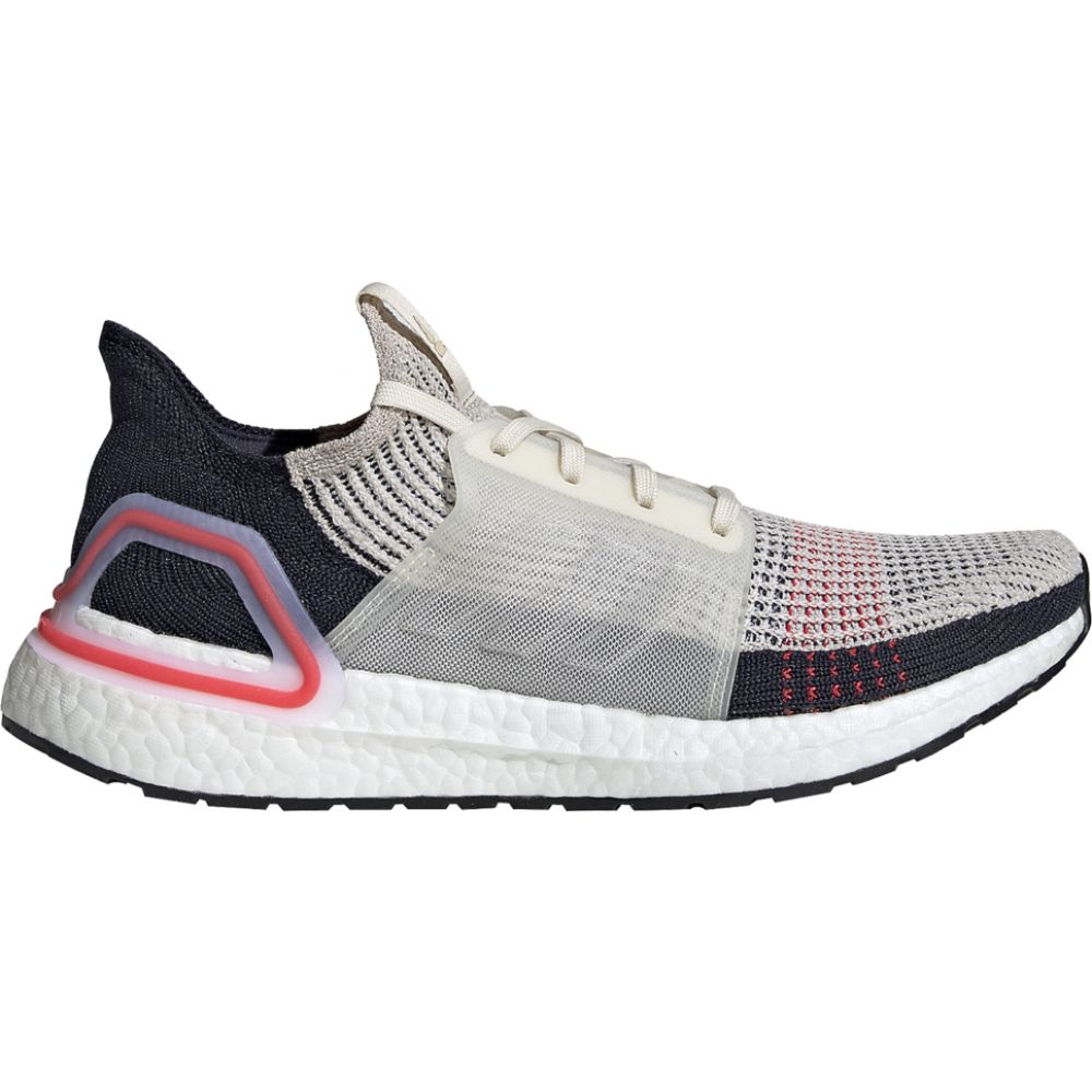 アディダス adidas メンズ ランニング・ウォーキング シューズ・靴【ultraboost 19】Clear Brown/White/Shock Red