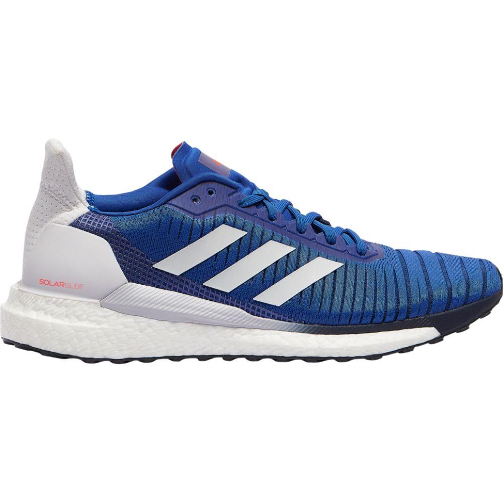アディダス adidas メンズ ランニング・ウォーキング シューズ・靴【solar glide】Team Royal Blue/Dash Grey/Solar Red