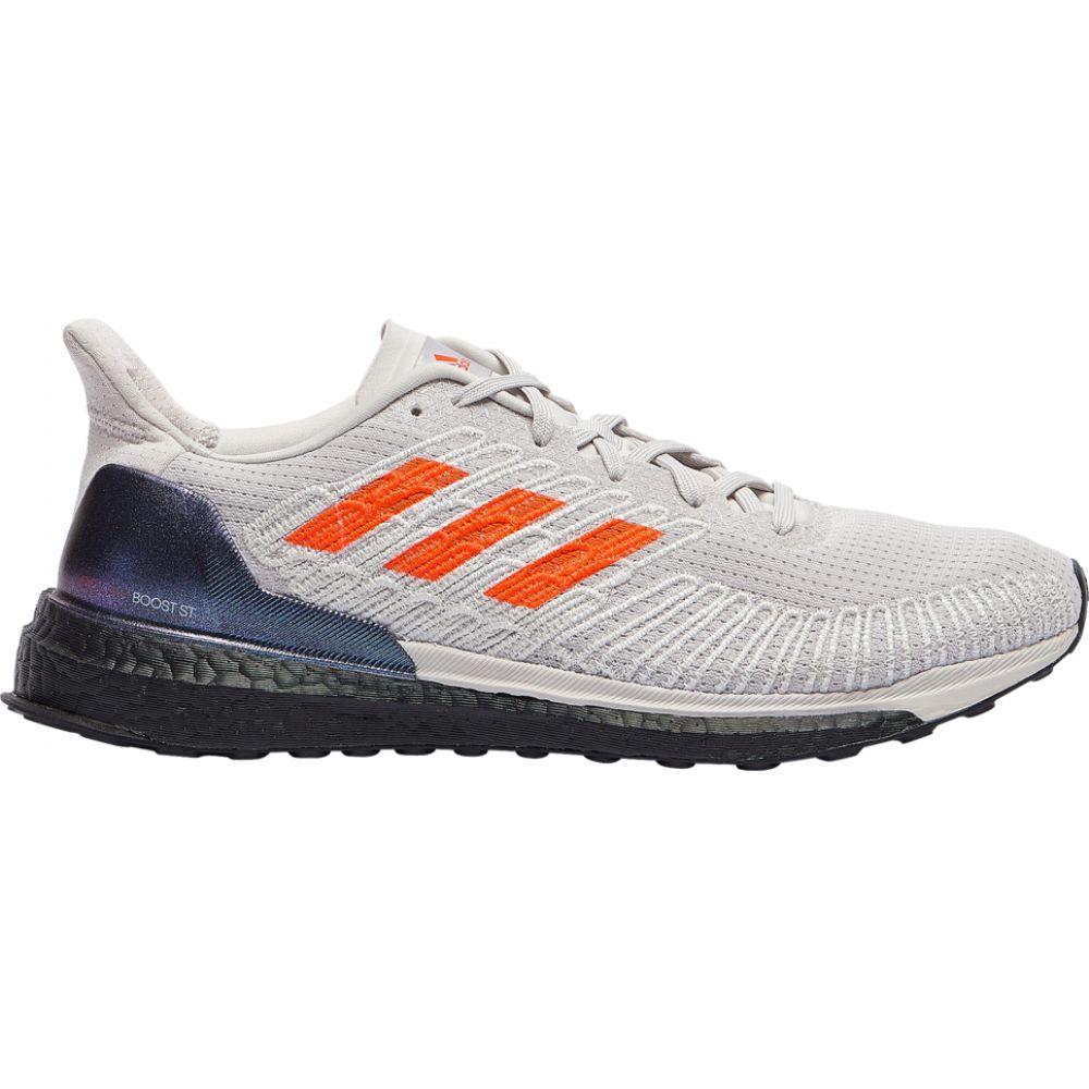 アディダス adidas メンズ ランニング・ウォーキング シューズ・靴【solar boost st 19】Grey/Solar Red/White Goodbye Gravity