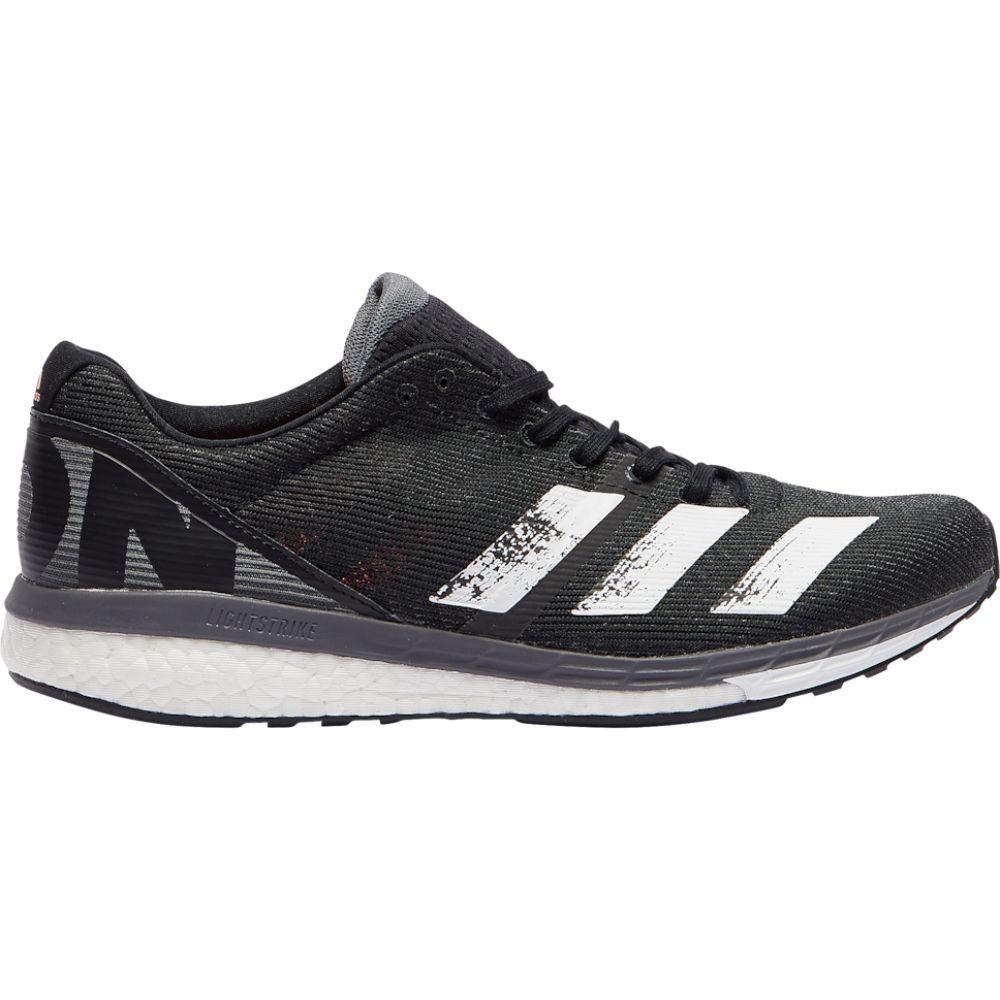 アディダス adidas メンズ ランニング・ウォーキング シューズ・靴【adizero boston 8】Core Black/White/Grey