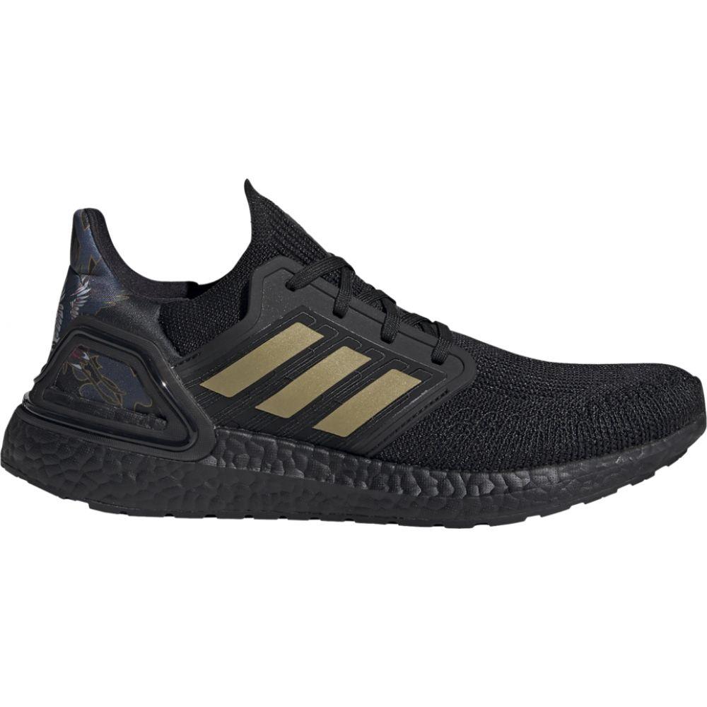 アディダス adidas メンズ ランニング・ウォーキング シューズ・靴【ultraboost 20】Black/Gold Metallic/Signal Coral Chinese New Year