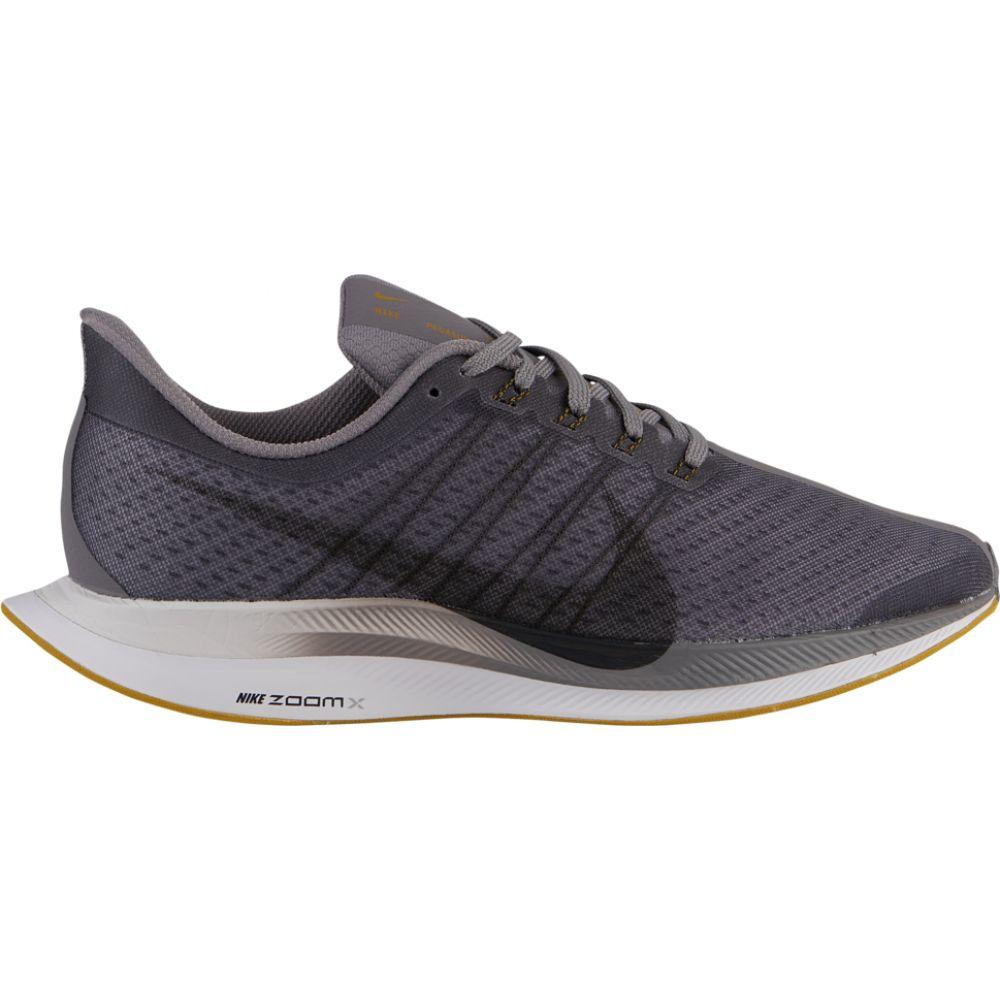 ナイキ Nike メンズ ランニング・ウォーキング エアズーム シューズ・靴【air zoom pegasus 35 turbo】Gridiron/Black/Atmosphere Grey/Peat Moss