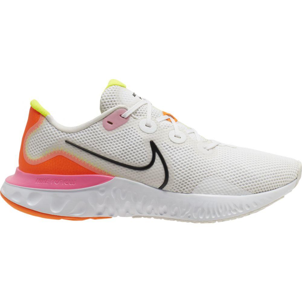 ナイキ Nike メンズ ランニング・ウォーキング シューズ・靴【renew run】White/Black/Platinum Tint/Pink Blast/Lemon Sunrise Collection
