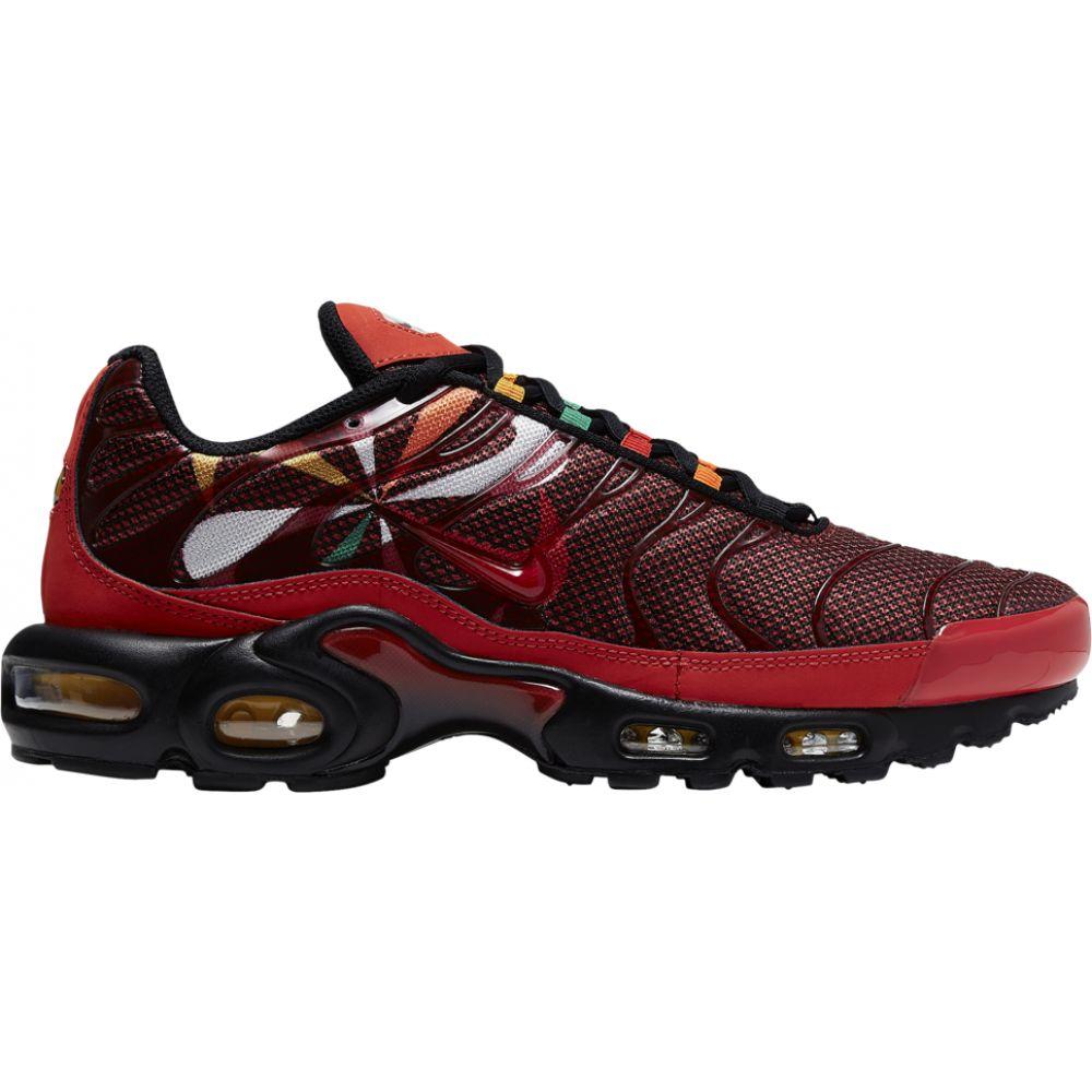 ナイキ Nike メンズ ランニング・ウォーキング シューズ・靴【air max plus】Habanero Red/University Gold/Black