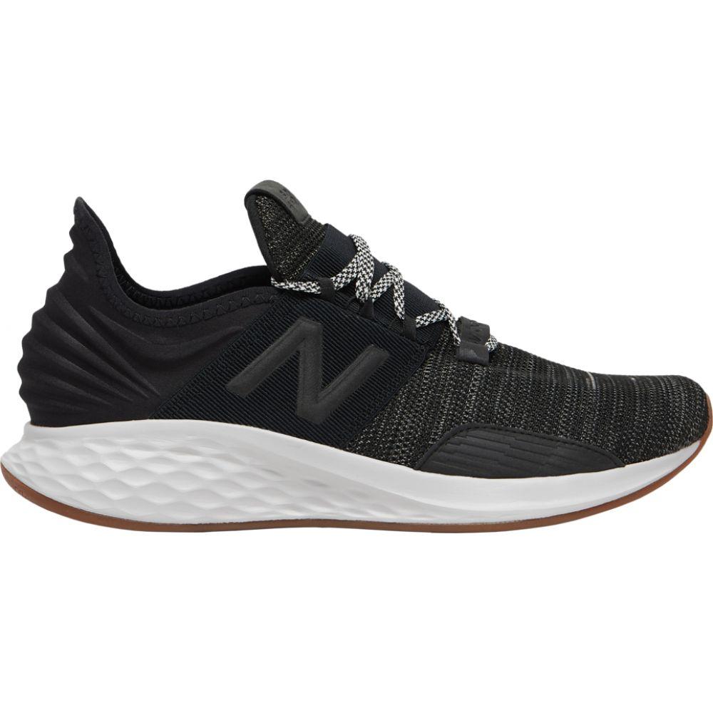 ニューバランス New Balance メンズ ランニング・ウォーキング シューズ・靴【fresh foam roav knit】Black/Summer Fog Knit