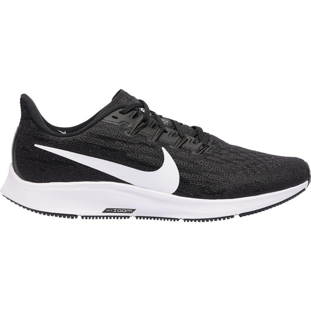 ナイキ Nike メンズ ランニング・ウォーキング エアズーム シューズ・靴【air zoom pegasus 36】Black/White/Thunder Grey