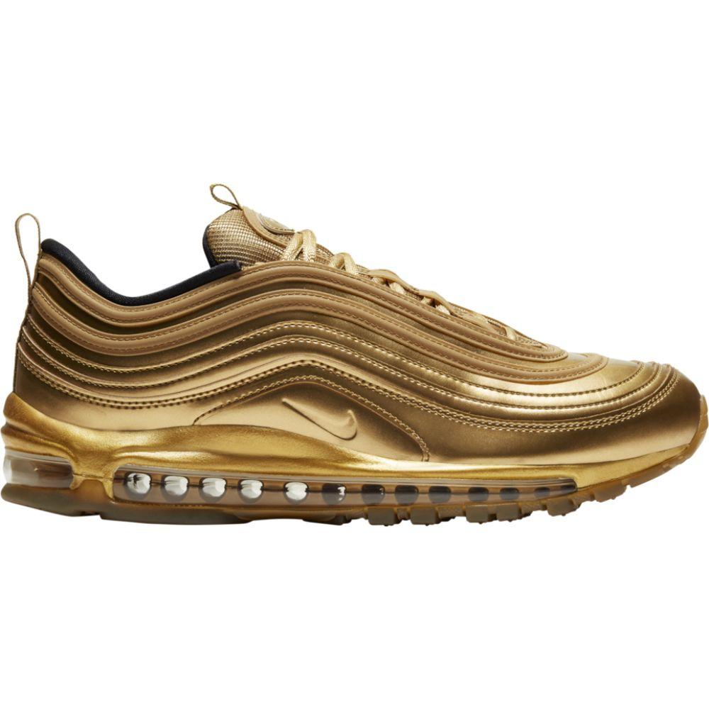 ナイキ Nike メンズ ランニング・ウォーキング シューズ・靴【air max '97】Metallic Gold/Metallic Gold/Black