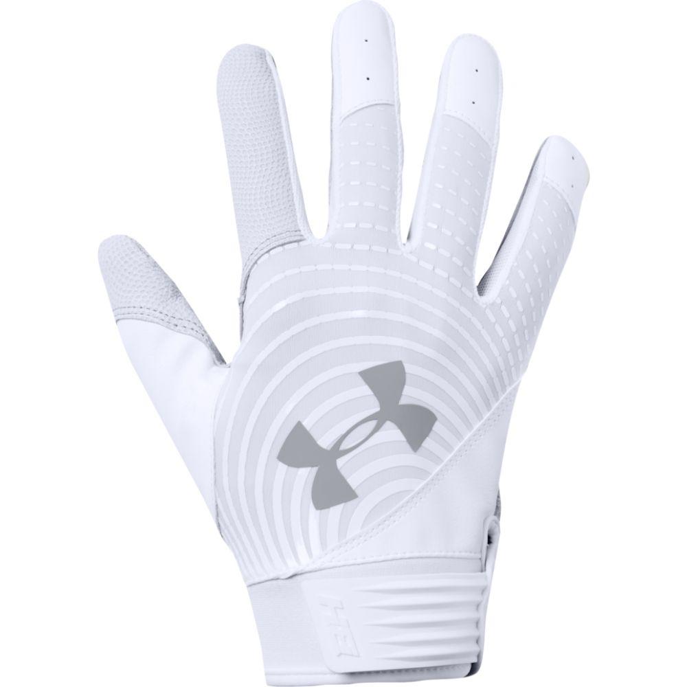 アンダーアーマー Under Armour メンズ 野球 グローブ【harper hustle 19】White/White/Grey