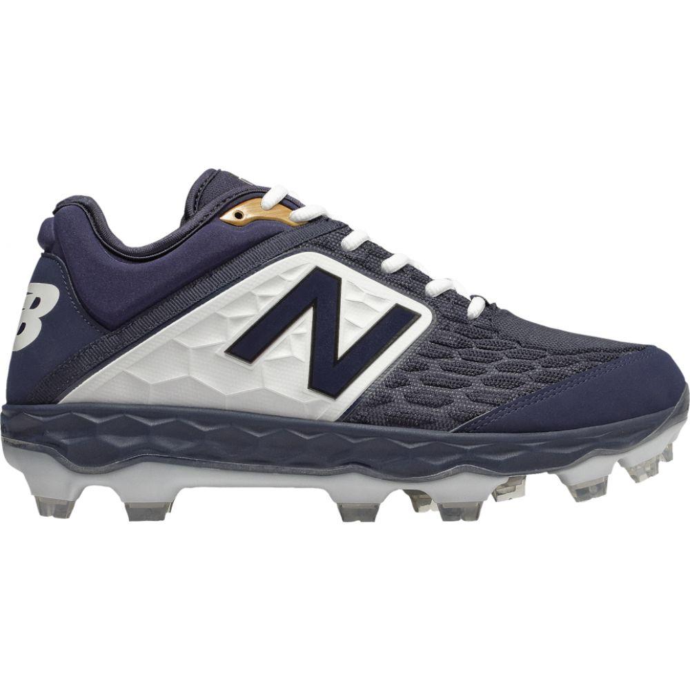 ニューバランス New Balance メンズ 野球 シューズ・靴【3000v4 tpu low】Navy/White