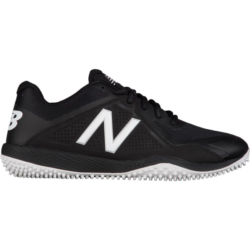 ニューバランス New Balance メンズ 野球 シューズ・靴【4040v4 turf】Black/Black