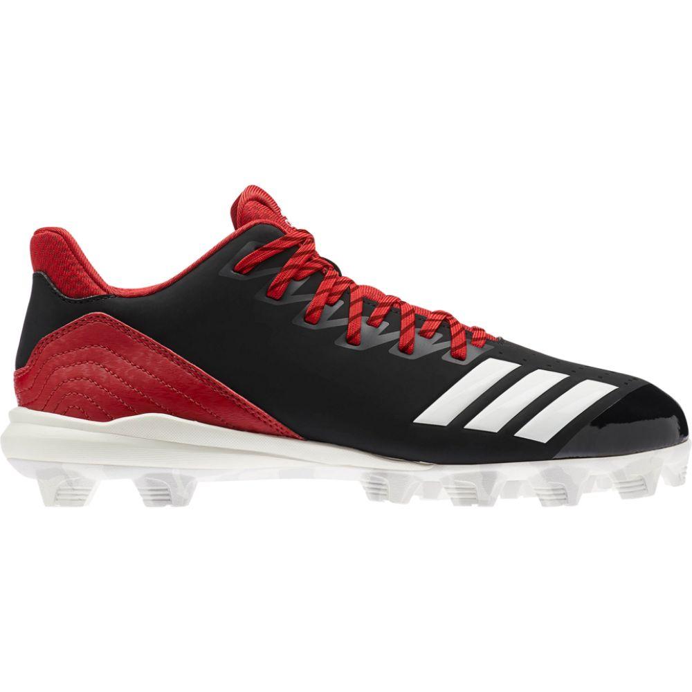 アディダス adidas メンズ 野球 シューズ・靴【icon 4 md】Black/Red