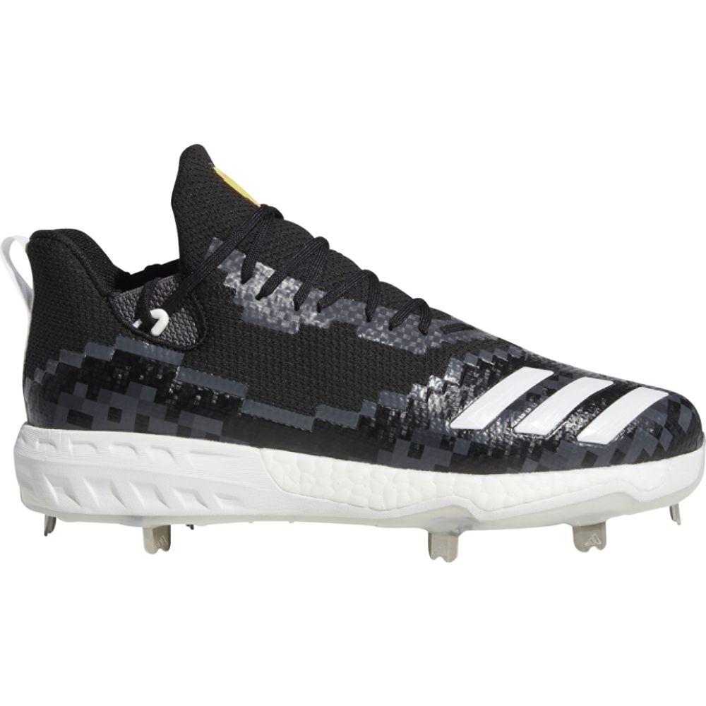 アディダス adidas メンズ 野球 シューズ・靴【icon v 8-bit boost】Black/White/Grey Five