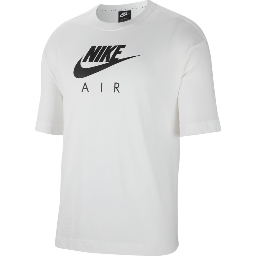 ナイキ Nike レディース Tシャツ トップス【boyfriend air short sleeve t-shirt】White