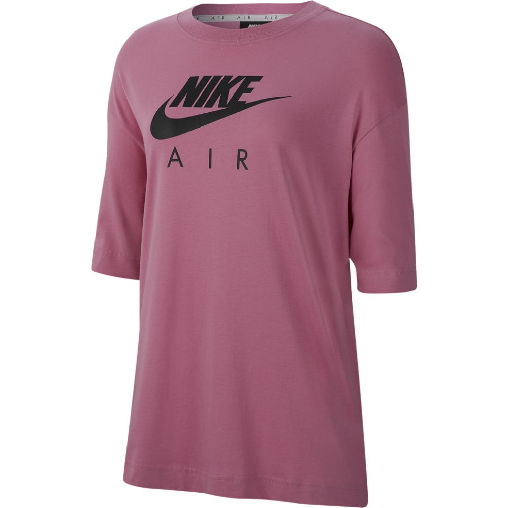 ナイキ Nike レディース Tシャツ トップス【boyfriend air short sleeve t-shirt】Magic Flamingo