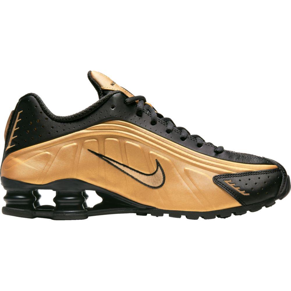 ナイキ Nike メンズ ランニング・ウォーキング シューズ・靴【shox r4】Gold/Gold OLYMPIC GOLD