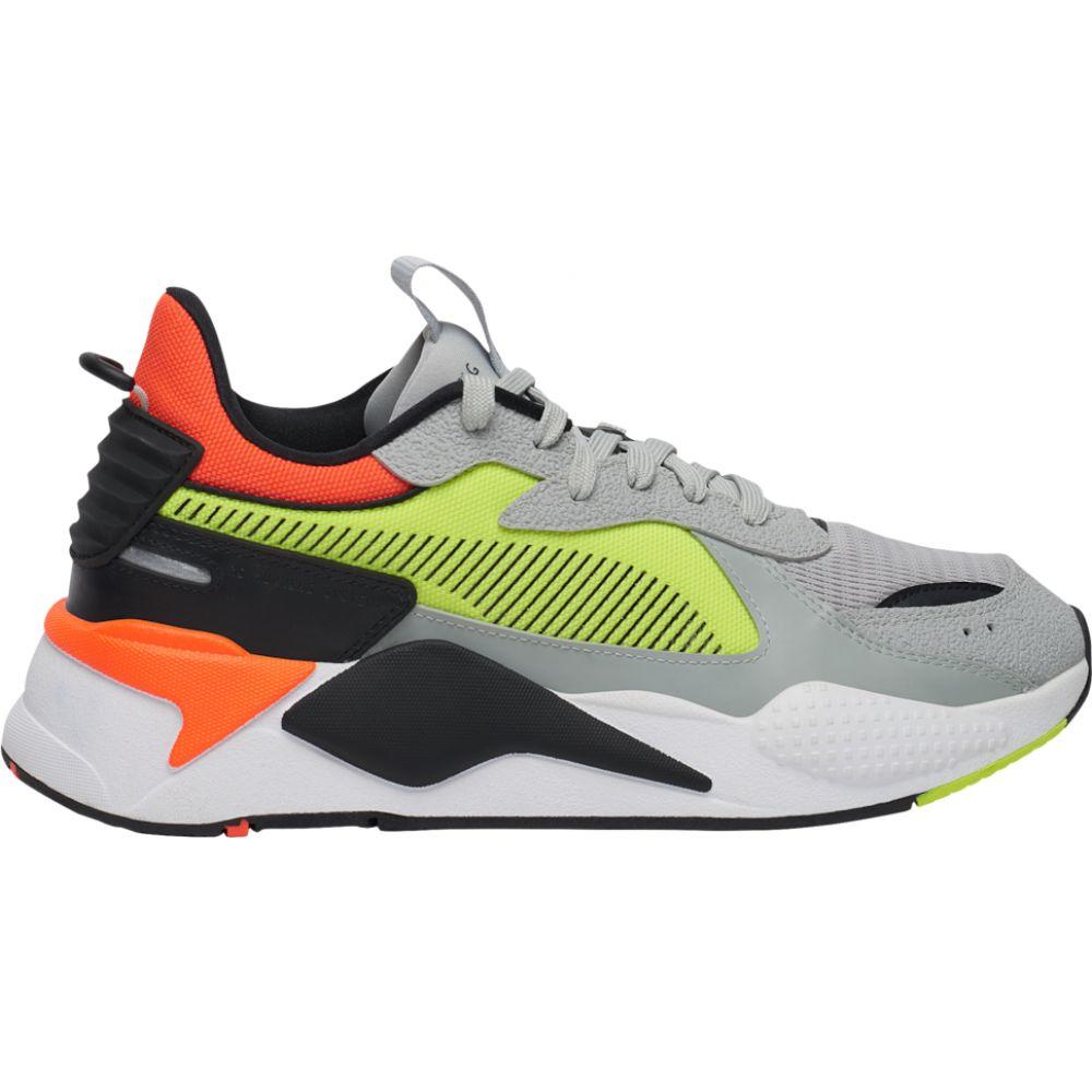 プーマ PUMA メンズ ランニング・ウォーキング シューズ・靴【rs-x】Grey/Yellow/Orange