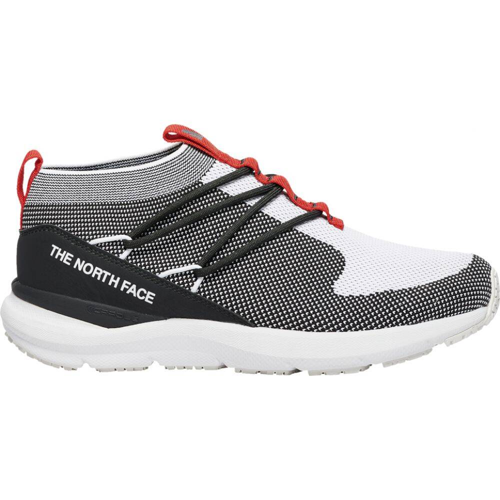 ザ ノースフェイス The North Face メンズ スニーカー シューズ・靴【sumida】White/Black/Red