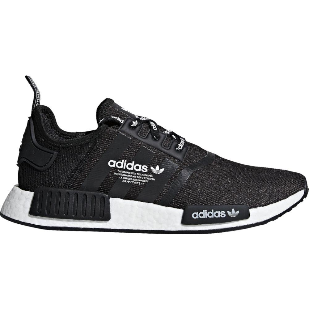 アディダス adidas Originals メンズ ランニング・ウォーキング シューズ・靴【nmd r1】Black/Black/White Japan