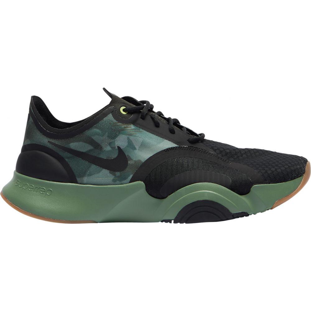 ナイキ Nike メンズ フィットネス・トレーニング シューズ・靴【superrep go】Black/Black/Spiral Sage/Gum Medium Brown